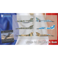 Mirage F1 Duo pack 1/72