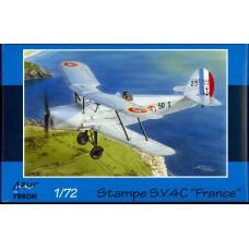 Stampe SV-4C 1/72