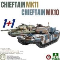 Chieftain Mk10 & Mk11 1/72