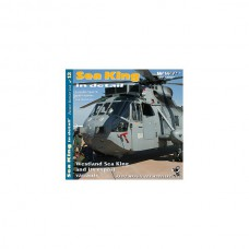 Westland Sea King in detail Boeken