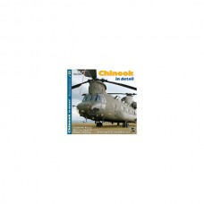 CH-47 Chinook in detail Boeken