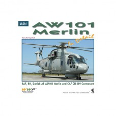 AW-101 Merlin in detail Boeken
