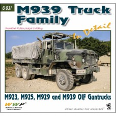 M939 trucks in detail Books