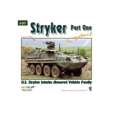 Stryker in detail Part One-reprint Boeken