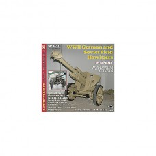 WWII Field howitzers in detail Books