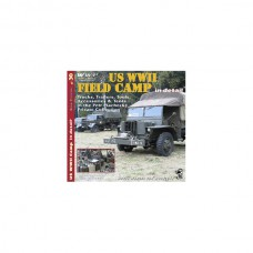 US WWII Field Camp in detail Books