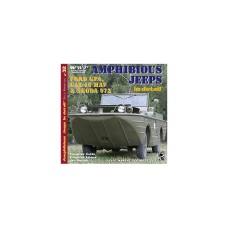 Amphibious Jeeps in detail Books