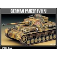 German Panzer IV 1/35