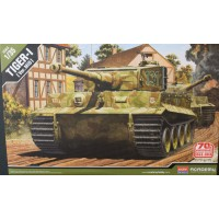 Tiger I Mid 70th Normandy Invasion 1/35