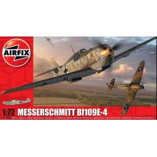 Messerschmitt Bf109-E4 1/72
