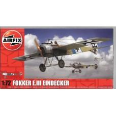 Fokker EIII Eindecker 1/72