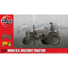 WWII US Military Tractor 1/35
