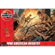 WWI US Inantry 1/72