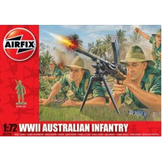 WWII Austarlian Infantry 1/72