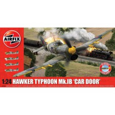 Hawker Typhoon mkIb car door 1/24