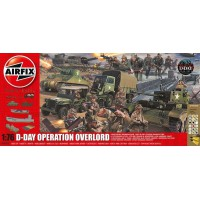 D-day operation Overloard Giant 1/76