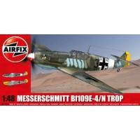 Messerschmitt Bf109E Tropical 1/48
