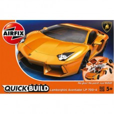 Lamborghini Aventador Quick build