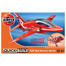 RAF Red Arrows Hawk Quick build