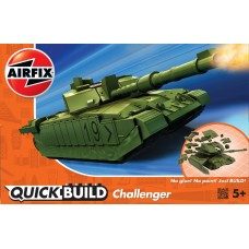 Challenger tank Quick build