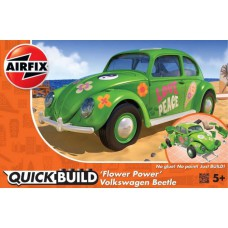 VW Beetle Flower power Quick build