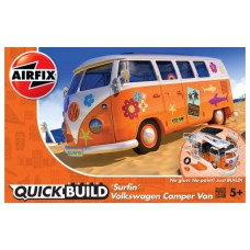 VW Beetle Camper Surfing Quick build