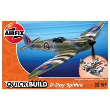 Spitfire D-day Quick build