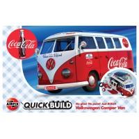 Coca-cola VW Camper van Quick build