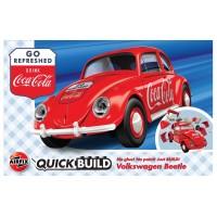 Coca-cola VW beetle Quick build
