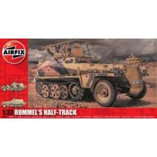 Rommels Half Track 1/32