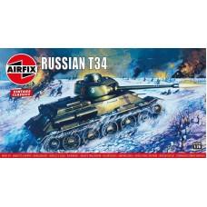 Russian T-34 1/76