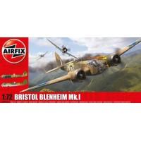 Bristol Blenheim MkI Bomber 1/72