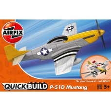 quickbuild P-51 Mustang Quick build