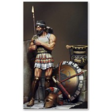 Greek Hoplite, 370 BC Historical figures