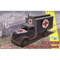 German Ambulance truck 1/35