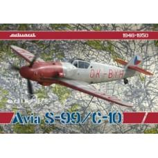 Avia S-99/C-10 1/48