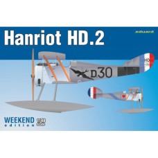 Hanriot HD2 1/48