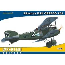 Albatros D.III Oefag 1/48