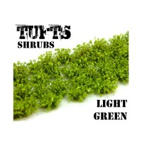 Shrub tuft light green Plants