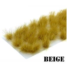 Grass tufts XL beige grass and grass mats