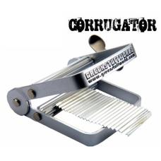 Corrugator Landscaping - Scratch building