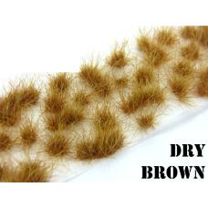 Grass tufts XL dry brown grass and grass mats