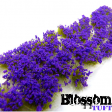 blossom tuft purple Plants