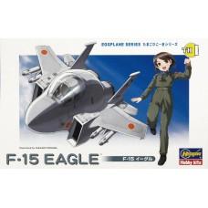 egg plane F15 Eagle egg plane