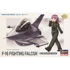 egg plane F16 Fighting Falcon egg plane