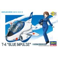 egg plane T4 Blue Impulse egg plane