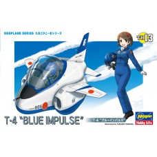 egg plane T4 Blue Impulse egg plane
