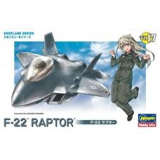egg plane F22 Raptor egg plane