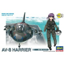 egg plane AV-8 Harrier egg plane
