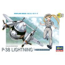 egg plane P-38 Lightning egg plane